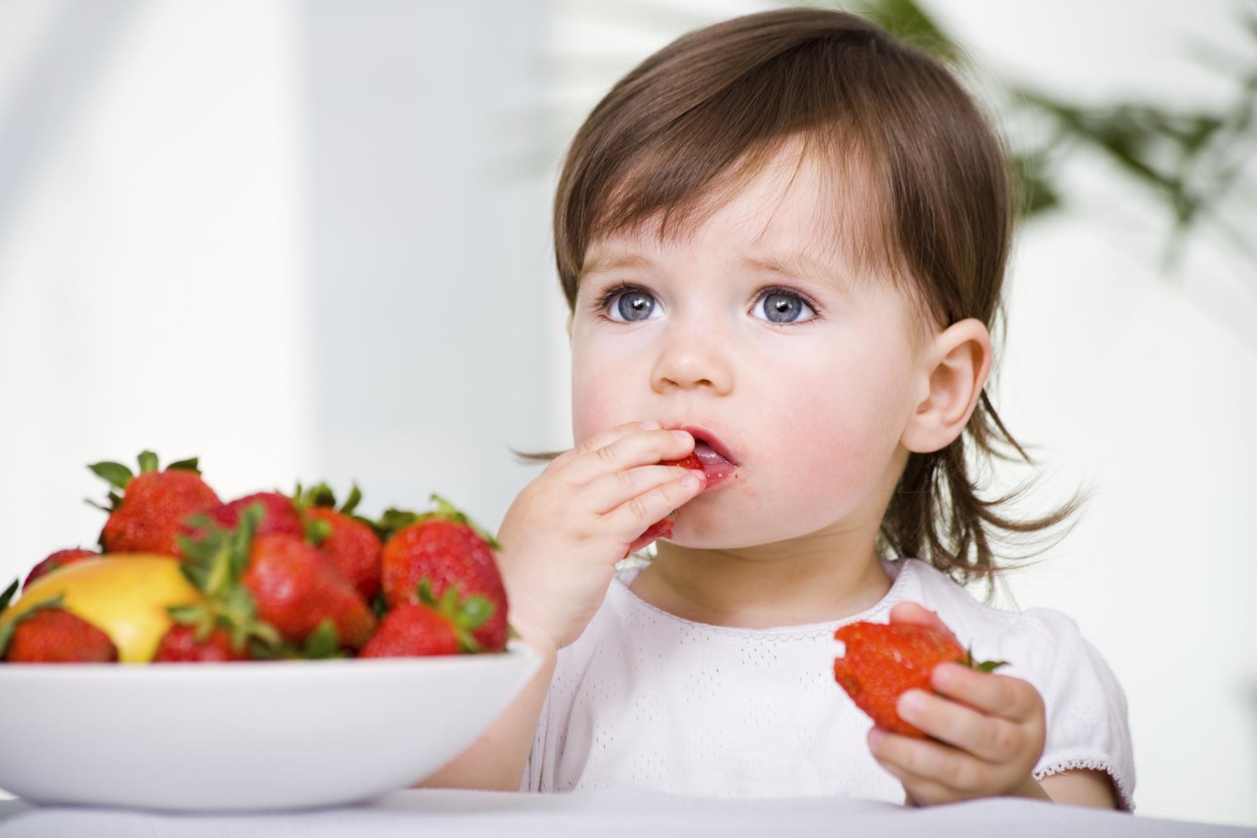 Alimentación infantil, un aprendizaje contínuo