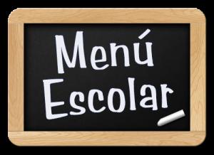 La importancia del menú escolar