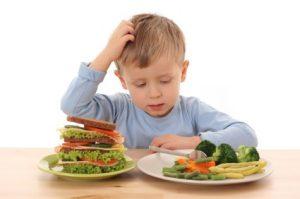 La importancia de los buenos hábitos de alimentación
